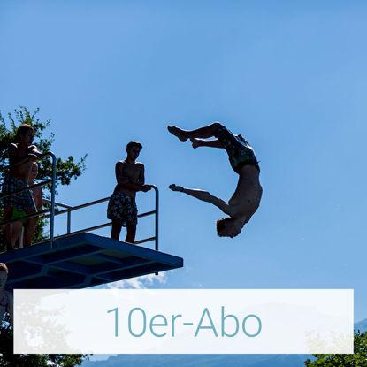 Bild von 10er-Abo Ermässigte (Senioren, Lehrlinge, Studenten IV-Bzüger / nur gegen Ausweis)